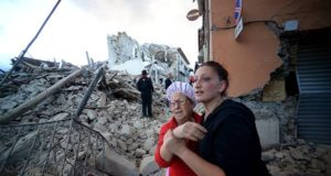 Italy Declares National Day of Mourning Saturday to Honour First Quake victims