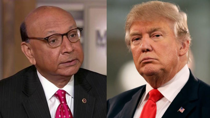 Khizr Khan and the Downfall of Donald Trump