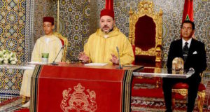 King Mohammed VI Calls for Rekindling Solidarity between Morocco, Algeria