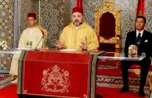 King Mohammed VI Calls for Rekindling Solidarity between Morocco, Algeria