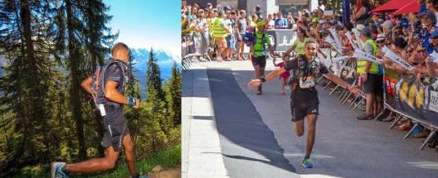 Moroccan Marathon Des Sables Champion, Rachid el Morabity