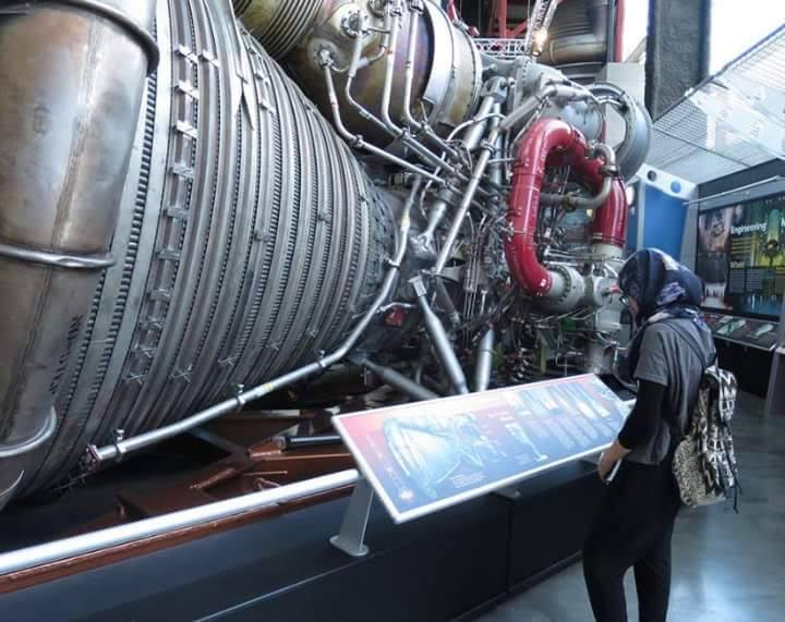 Moroccan Team Leaves for Space Camp in the US1