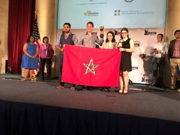 Moroccan Tech Company Wins World Startup Cup