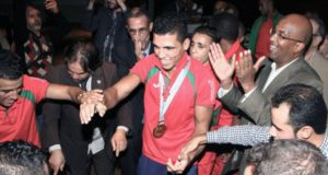 Moroccans to Give Mohammed Rabii Warm Reception in Casablanca