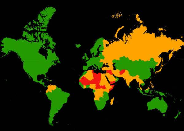 Morocco Among Safest Countries For Tourists
