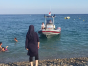 Nice Police Order Woman in a Burkini to Leave Beach Despite Court Ruling