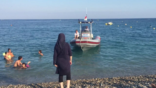 Egyptian Woman Allegedly Kicked Out of Beach Resort for Wearing Burkini
