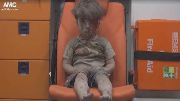 Omran Daqneesh the Syrian Boy Who Made the World Cry