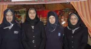 Scottish Police Make Hijab Optional Part of its Uniform