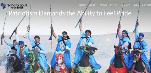 The Sahara Spirit Foundation