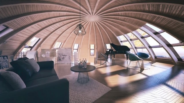 a moroccan startup launches dome shaped ecological homes