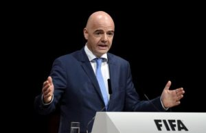 FIFA Chief Urges Others to Remain Neutral but Extols American 2026 Bid