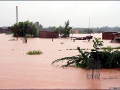 Floods in Burkina Faso