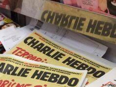 Italian Town Sues Charlie Hebdo