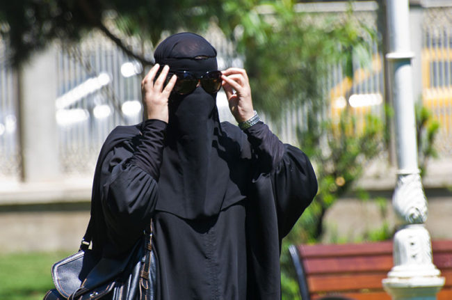 AUSTRIA: Ban on full-face veil goes into effect