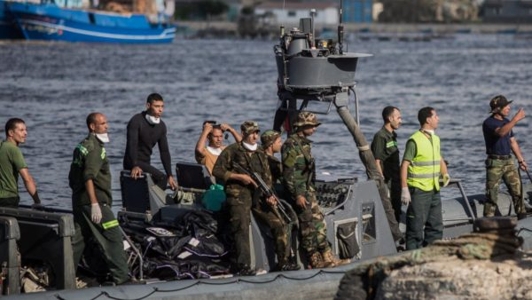 Over 160 Bodies Recovered after Migrant Boat Capsizes off Egypt