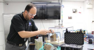 Moroccan Researcher, Dr. Othmane Benafan, receives attention from NASA's Glenn Research Center website for the second time.