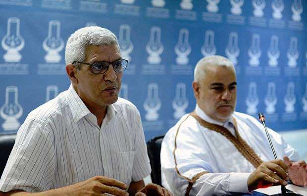 Najib Ouazzani, the General Secretary of the Al Ahd Addimocrati Party (AHD)