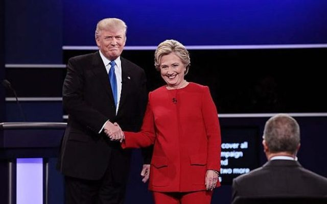 Recap of the First United States Presidential Debate