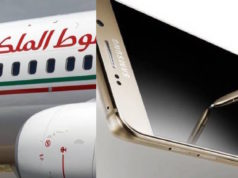 Royal Air Maroc Bans Samsung Galaxy Note 7 on Its Flights