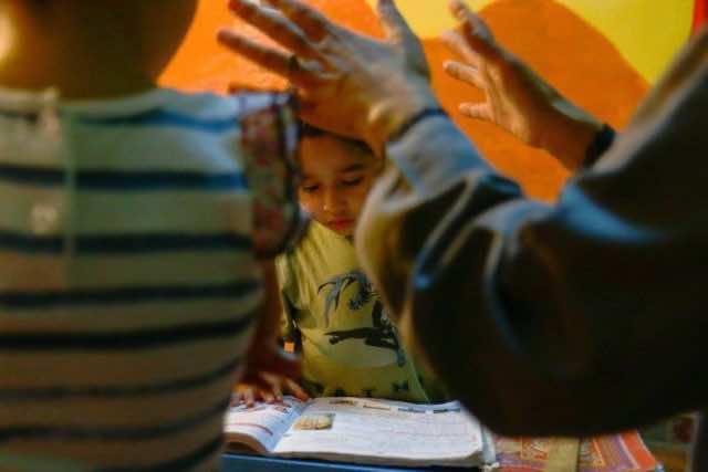 Teaching Arabic to Young kids