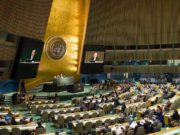 The United Nations General Assembly