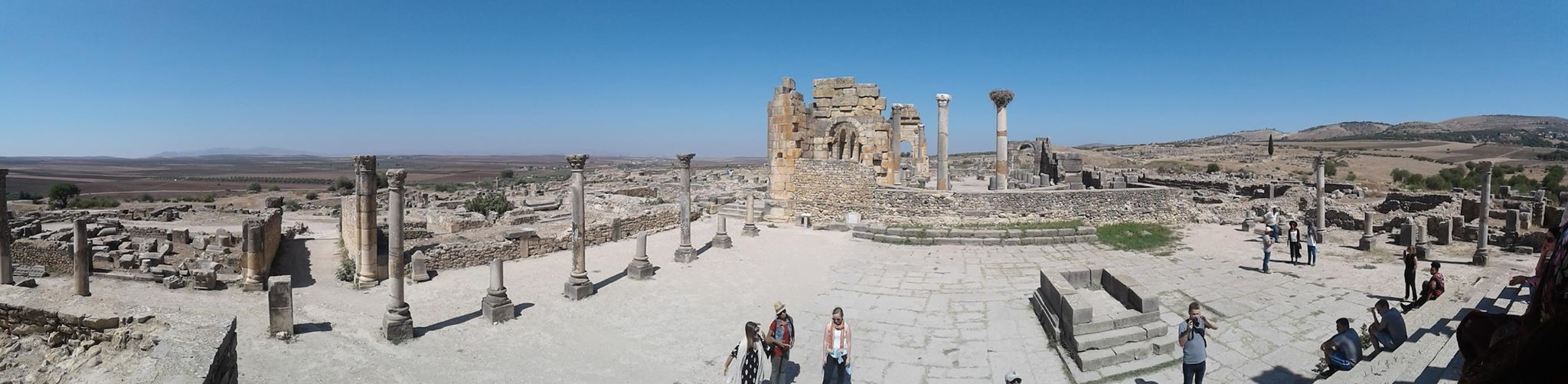 What No One Tells You about Volubilis