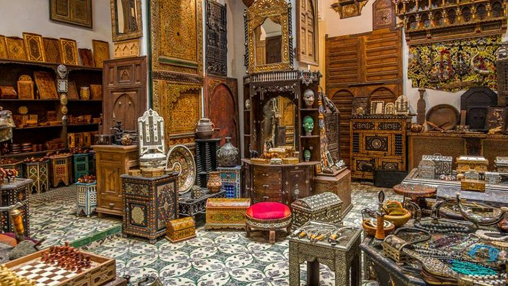 Exports Of Moroccan Handicrafts Record 32 Percent Increase In 2017