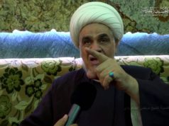Shia Sheikh: Visit to Hussein Equals a Visit to God in His throne