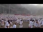 Millions of Pilgrims Meet on Mount Arafat on Eve of Eid-Al Adha