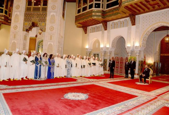 13 Female Ambassadors Sworn in as Morocco's Delegates Overseas