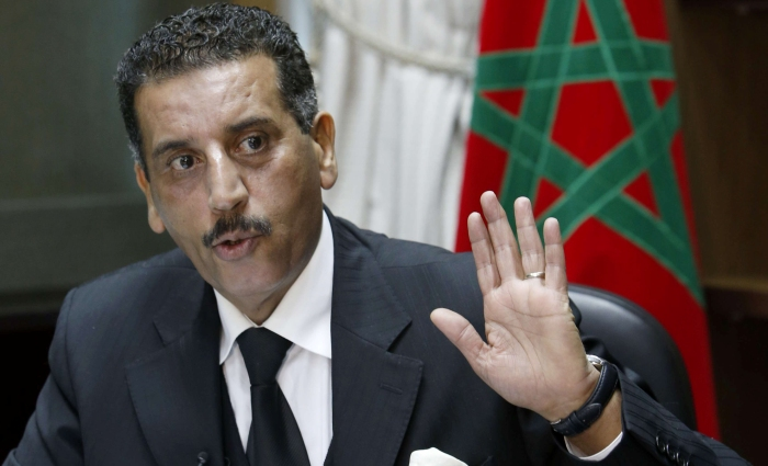 Abdelhak El Khayam, the Director of the Central Bureau of Judicial Investigation (BCIJ)