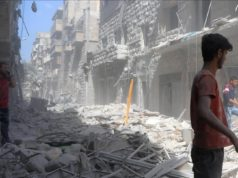 Airstrikes Kill at Least 12 Civilians in Aleppo