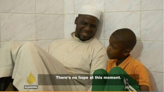 Al-Jazeera English Follows Family with 11 Blind Members Living in Morocco