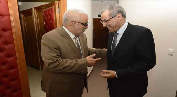Benkirane Meets Party Leaders to Form Coalition Government