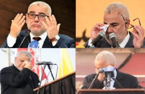 Benkirane's Tears During His Party's Rallies Elicit Mixed Reactions