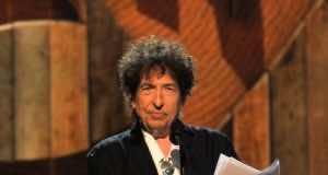 Bob Dylan Named Winner of 2016 Nobel Literature Prize