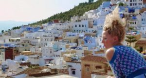 Chanel Chooses City of Chefchaouen for New Collection Photo Shoot