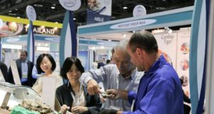 China Looks for Middle East Caviar Market Breakthrough at SEAFEX 2016