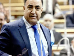 Egyptian MP Elhamy Agina