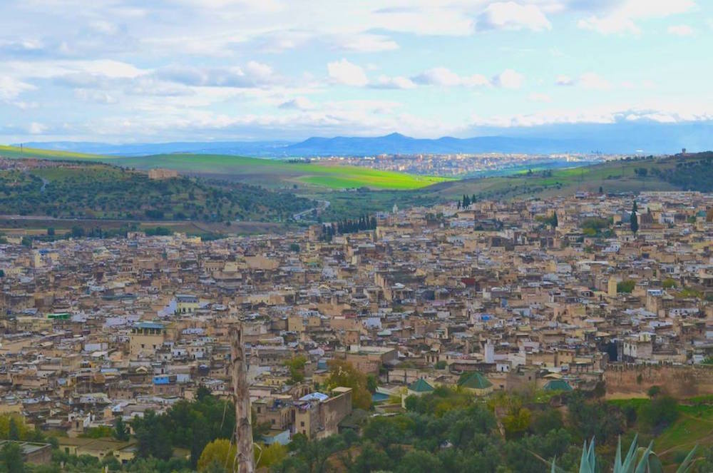 Fes, a home away from home. Photo by Jack Stnvsek/ Morocco World News