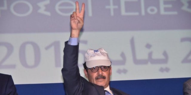 Ilyas Al-Omari, the Secretary-General of the Authenticity and Modernity Party (PAM)