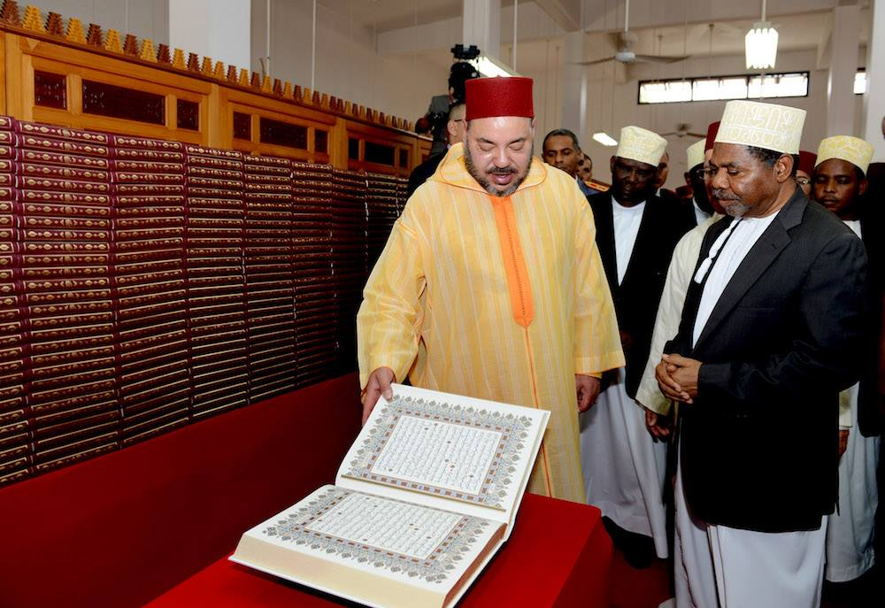 king-mohammed-vi-leads-prayers-in-achoura-mosque-in-zanzibar