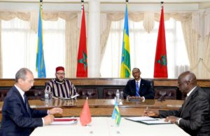 King Mohammed VI, Rwandan President Chair Signing Ceremony of 19 Agreements