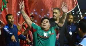 Maradona to Visit Morocco to Celebrate Anniversary of Green March
