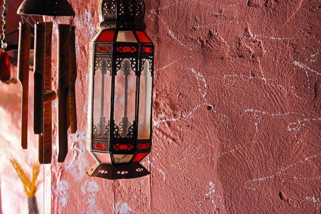 Moroccan Decor. Photo by Emily Rathmanner