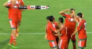 Morocco Beats Jordan 2-1 in Friendly