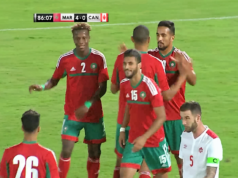 Football: Morocco Bests Canada 4-0 in Friendly