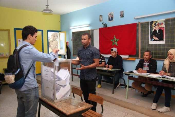 Morocco Votes 2016