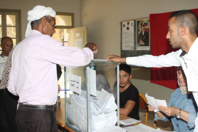 Moroccan legislative elections